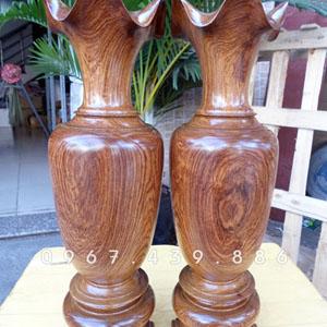Lục bình gỗ hương Việt