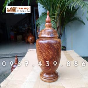 Chum gỗ trang trí gỗ cẩm lai