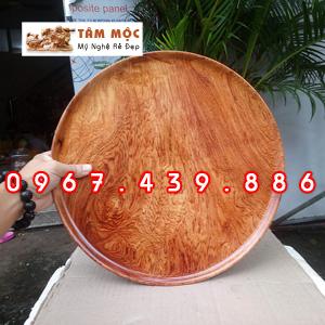 Dĩa bồng, dĩa thờ cúng gỗ hương Việt