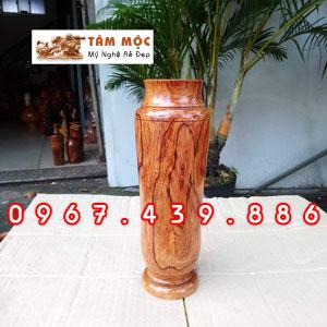 Lọ gỗ trang trí gỗ cẩm