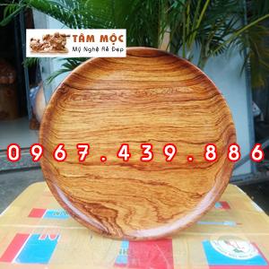 Dĩa gỗ thờ cúng gỗ cẩm lai