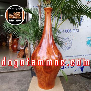 Chum gỗ trang trí phong thủy gỗ gõ đỏ Việt (gỗ cà te)