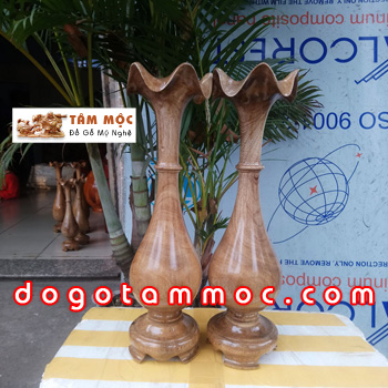 Cặp củ tỏi gỗ chòi mòi